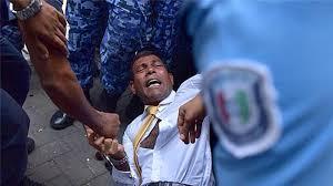 Maldives: India comes down heavily on Maldives