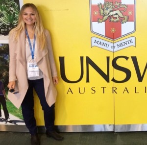 Svenja Matheis 2017 World Council for Gifted and Talented Children World Conference - Sydney, Australia