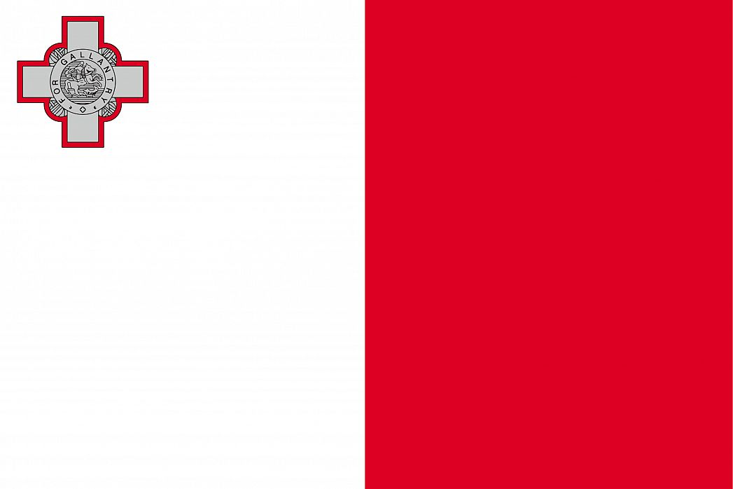 Flag of Malta - World Council for Gifted and Talented Children Delegates
