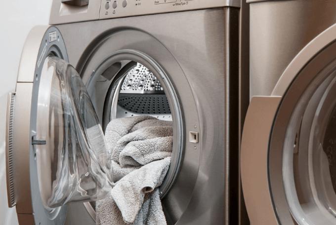 アメリカの洗濯機や洗剤
