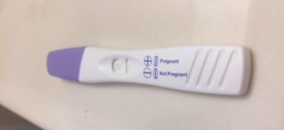 アメリカの妊娠検査薬
