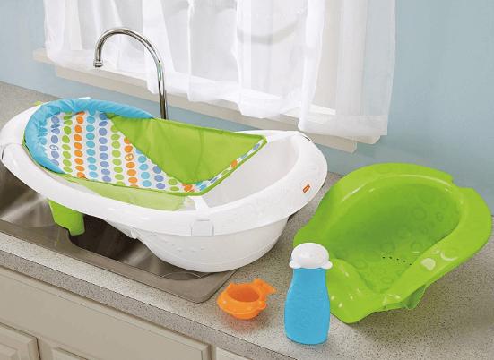 アメリカ お風呂 赤ちゃん