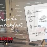 Friendsfactory Frühstück Werbung