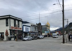 Skagway, Alaska: Alaska cruise on the Norwegian Joy