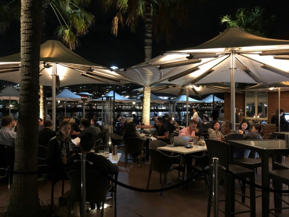 Where to Eat in Sydney: Sydney Cove Oyster Bar