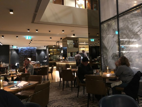 Where to Eat in Sydney: Mode Kitchen and Bar