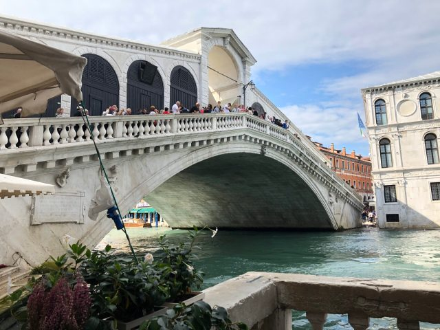 Best Things to Do in Venice:  the Rialto Bridge