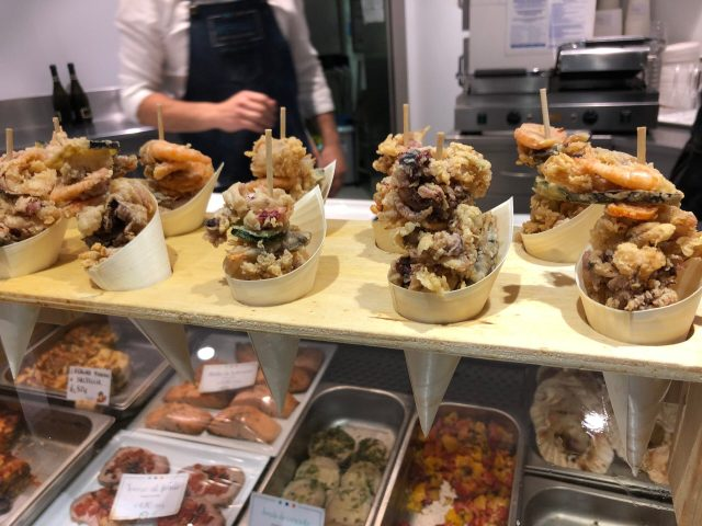 Best Things to Do in Venice:  Cicchetti at WEnice
