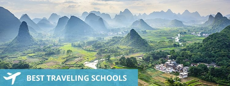 Best Schools for Travel and Study