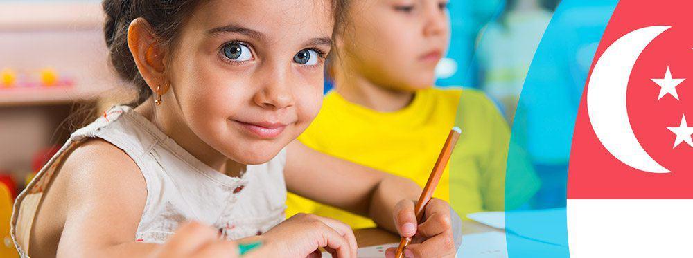 Kindergarten-Singapore