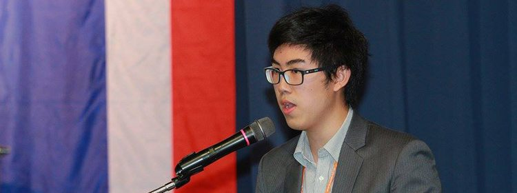 RIS Student Wins Highest Honor at ASEAN Science Competition
