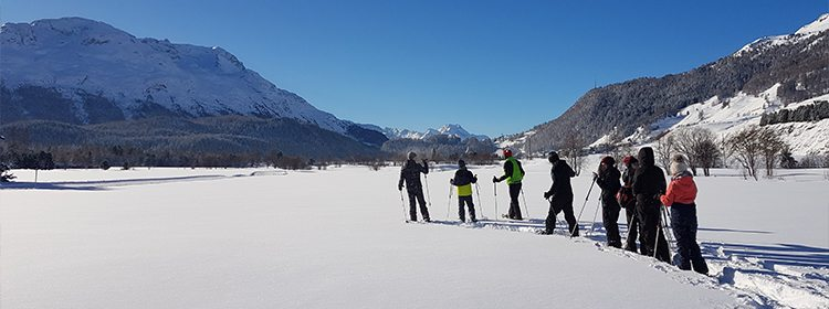 A Winter in Motion – the first Winter Camp in the beautiful Engadine