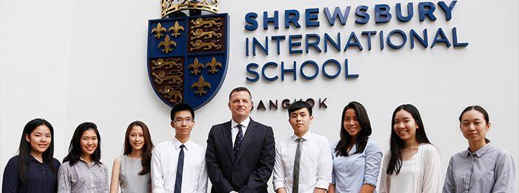 8 Oxbridge Offers for Shrewsbury's Class of 2018