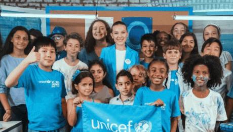 Universal Childrens Day - millie bobby brown