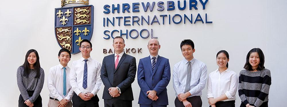 Cambridge University Offers 6 places to Shrewsbury students