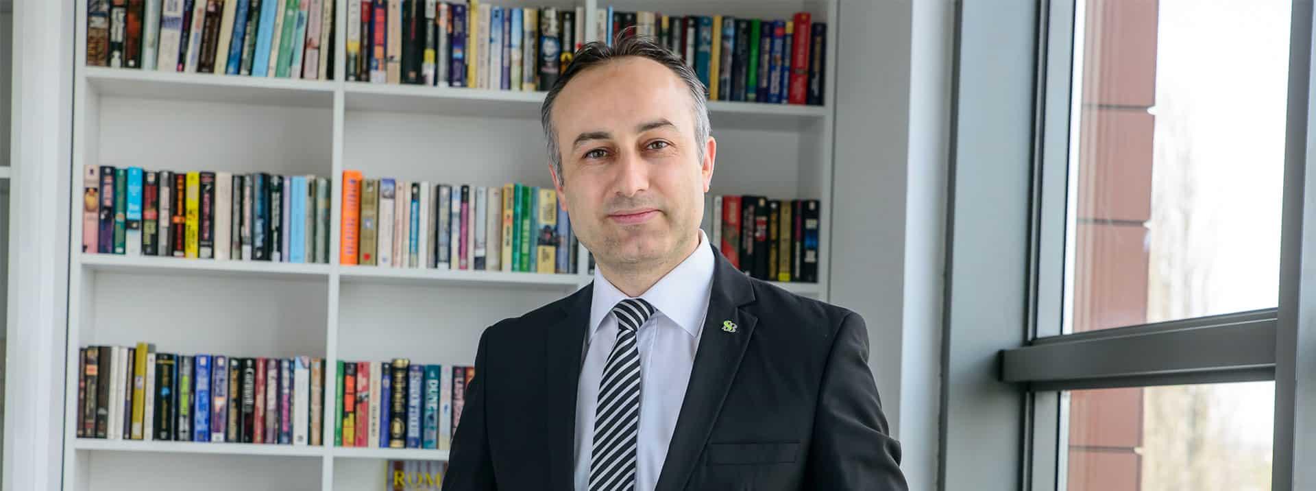 Interview with the Director of International School of Bucharest, Mr. Sinan Kosak