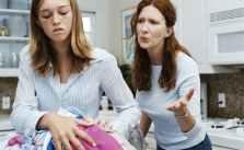 Как поладить с девочкой-подростком?