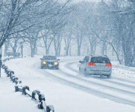 Зимнее вождение и его особенности