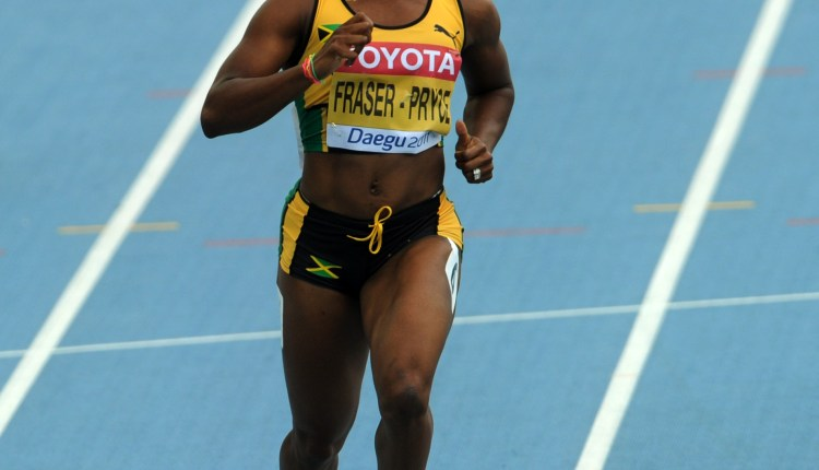 Wind-assisted 10.71 for Fraser-Pryce at Prefontaine Classic, Parchment runs WL in 110m