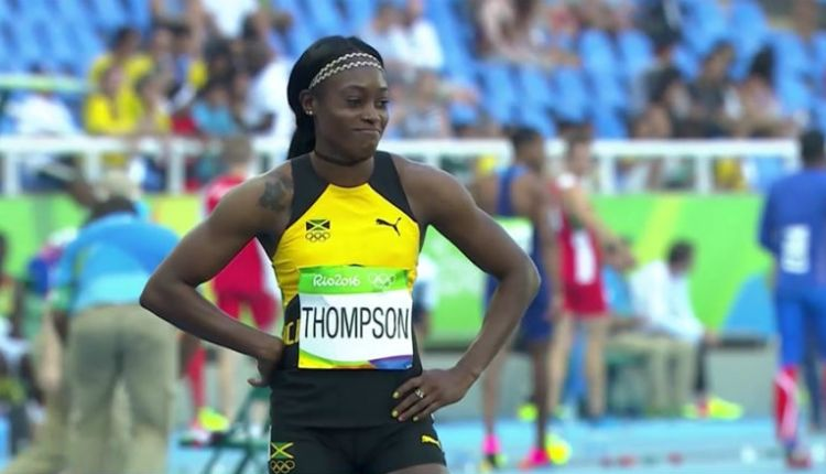Elaine Thompson Eases Into 200m Semis; Starts Double Hunt