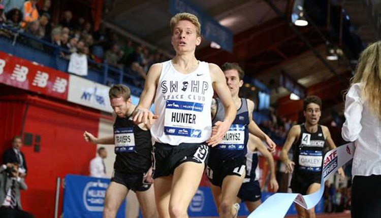Drew Hunter to Make Pro Indoor Debut At New Balance Games