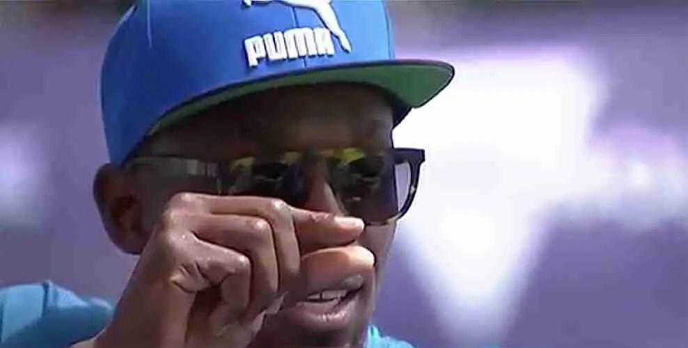 Usain Bolt and Nitro Athletics Series