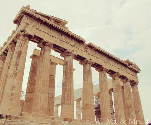 ギリシャ2日目~アテネ~