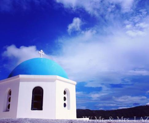 ギリシャ6日目前半~サントリーニ島~