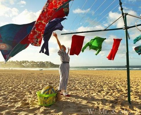 【情報】世界一周中の洗濯事情