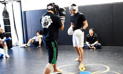 los peladores deberían aprender a boxear