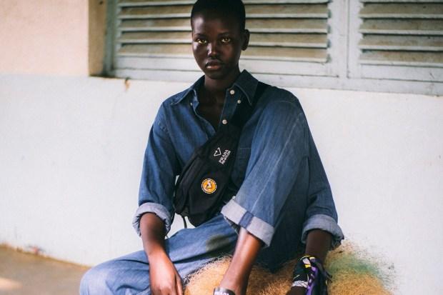 Prada's minimal, black nylon bags