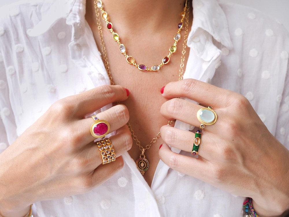 Rajput Jewels collection by Callixto