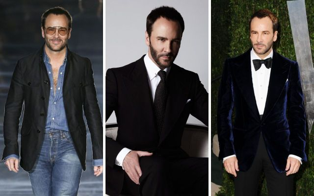 Tom Ford style moments