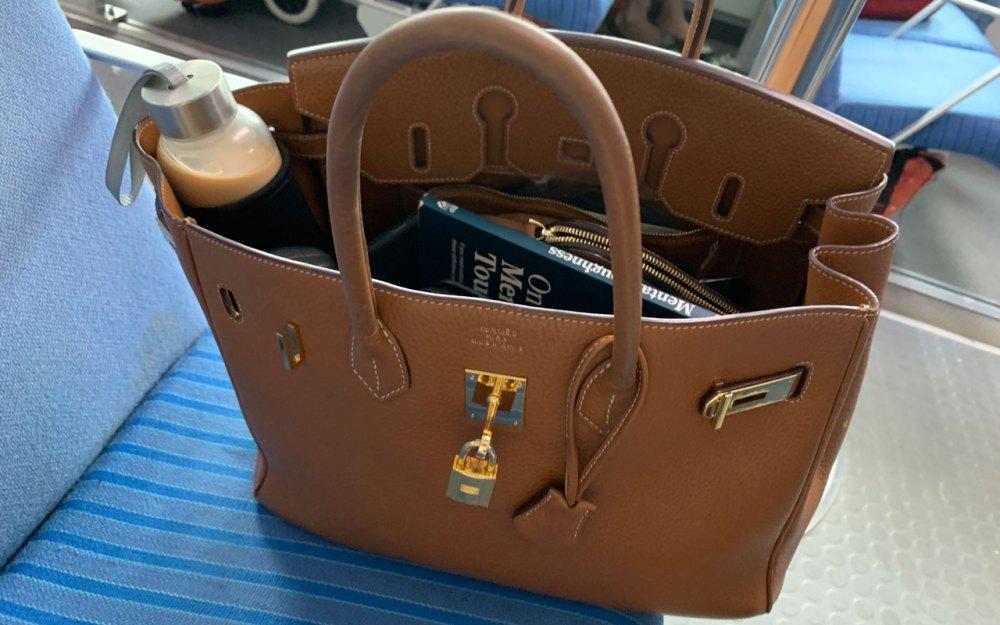 Susheela Rivers' Hermes Birkin Bag