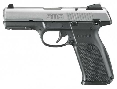 Ruger Sr9 Pistol Left Side