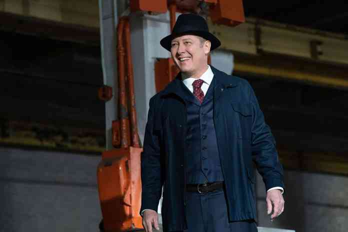 "Pictured: James Spader as Raymond ""Red"" Reddington -- (Photo by: Virginia Sherwood/NBC)"