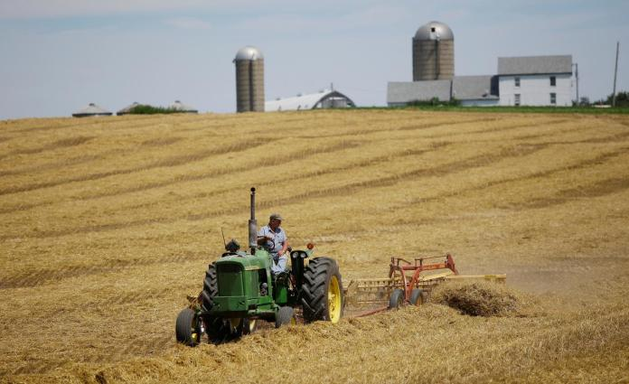 Trump's tariffs could cripple American farmers in the trade war