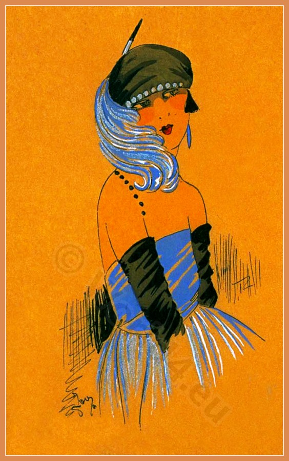 SÉDUCTION ALTIÈRE, Chapeaux, Très Parisien, Art deco, Art-deco, headdress, hat, fashion