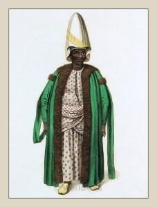 Sudanese eunuch of the Harem.