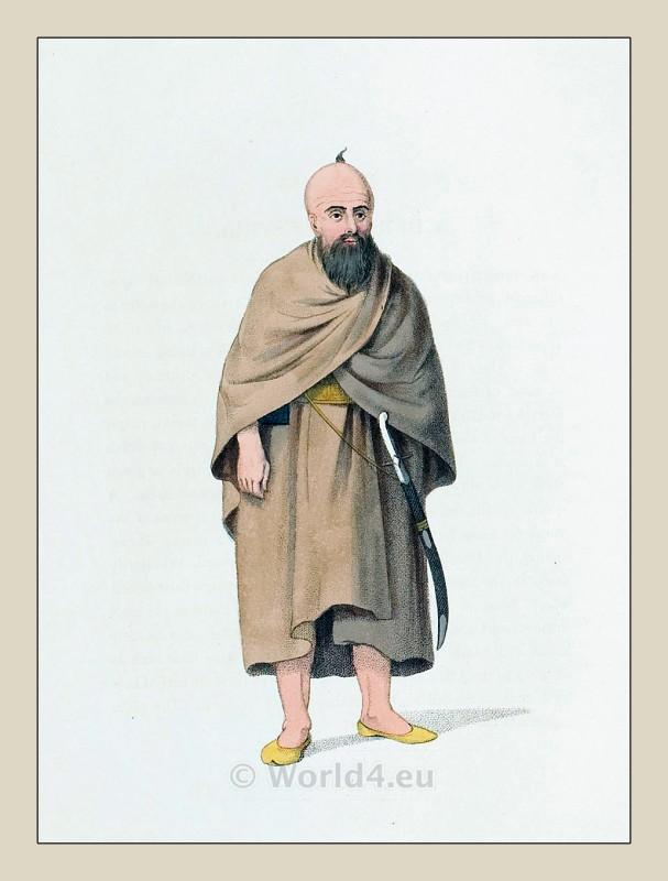Dervish, Ottoman empire, Syria