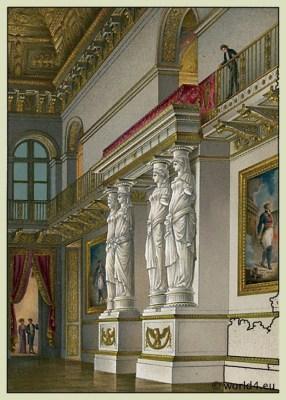 Tuileries, Palace, paris,