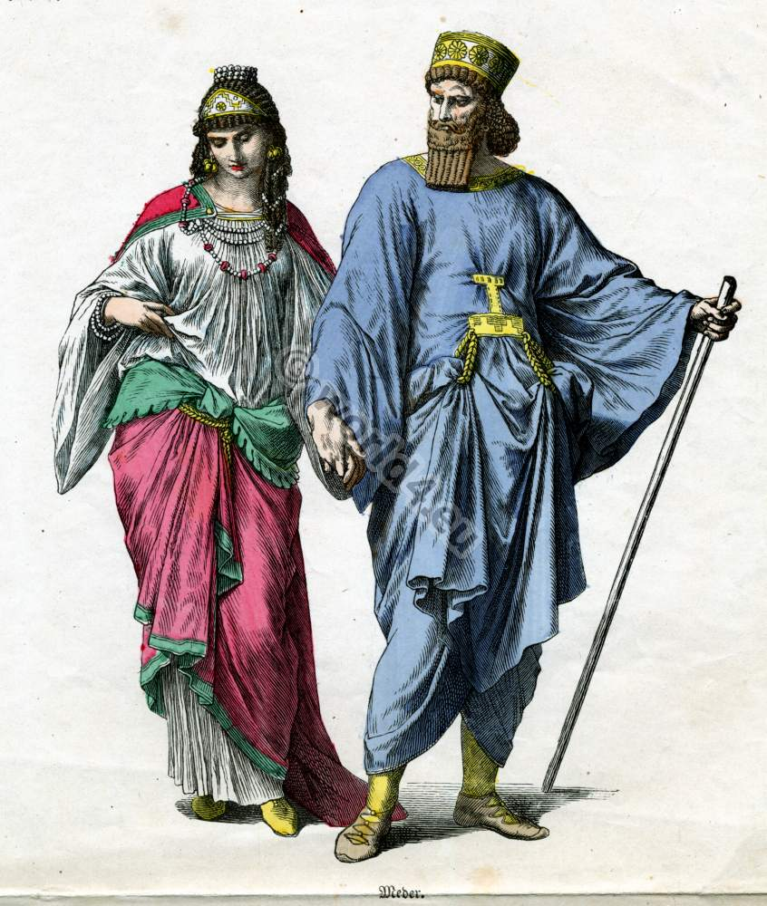 ancient costumes of the persians costume history