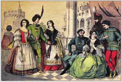 balkan folk costume