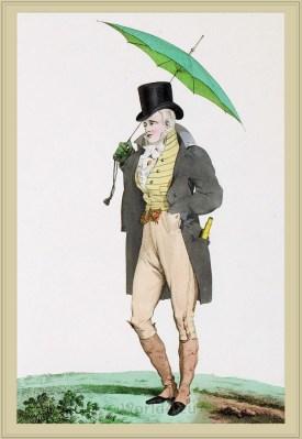 Incroyables. Dandyism. Dandy fashion. Incroyables Muscadins