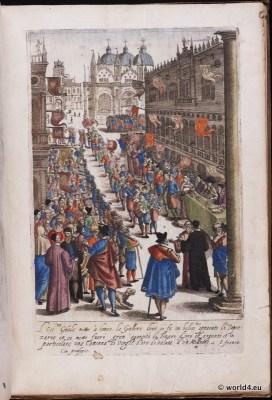 Italy, Venice, fashion history, Renaissance