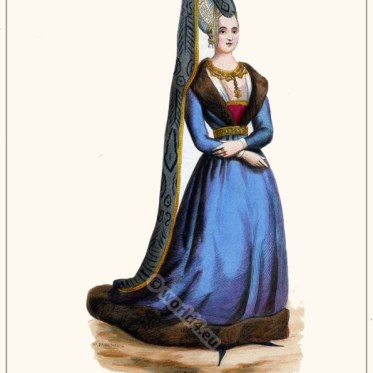 Agnes Sorel, courtesan, costumes, middle ages, gothic, fashion