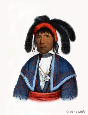 Seminole, Chief, Natives, Native, America, Tribes, Indian, costumes
