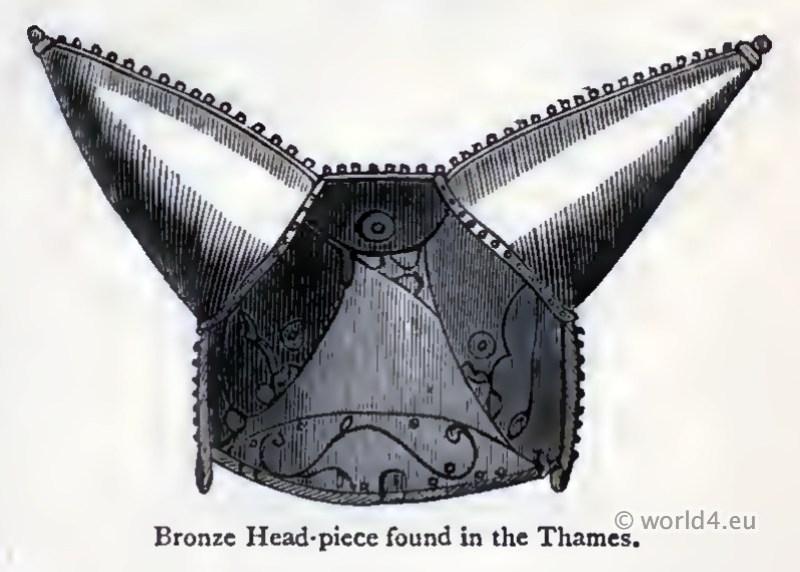 Celtic, helmet, Ancient, gaul, warrior,