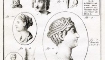 Remarkable Ancient Roman Hairstyles Of Woman And Men Costume History Short Hairstyles For Black Women Fulllsitofus