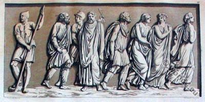 Ancient Costume History. Scythian clothing